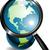 globe under magnifying glass stock photo © brux