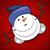 jolly snowman stock photo © brux