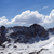 panorama of snowy mountains in nice sun day stock photo © bsani