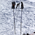 skiing equipment on ski slope at sun day stock photo © bsani