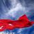 флаг · Турция · Blue · Sky · небе · луна - Сток-фото © bsani