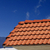 крыши · плитка · Blue · Sky · домой · лет - Сток-фото © bsani