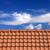 крыши · плитки · небе · облака · дома - Сток-фото © bsani