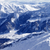 top view on snowy mountains and off piste slope stock photo © bsani