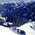 top view on off piste slope stock photo © bsani