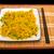 arroz · servido · enfeite · moderno · refeição - foto stock © bsani