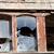 fal · építkezés · vidék · fából · készült · ház · részletek - stock fotó © bsani