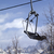 ski lift in snow mountains at nice winter day stock photo © bsani