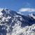 tél · hegyek · szép · nap · Kaukázus · Grúzia - stock fotó © bsani