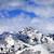 kar · yüksek · dağlar · kafkaslar · Georgia - stok fotoğraf © bsani