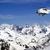 snowboard · yüksek · dağlar · gökyüzü · doğa · kar - stok fotoğraf © bsani