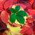 vert · rouge · Virginie · laisse · isolé · blanche - photo stock © bsani