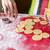 クッキー · ビスケット · 女の子 · 食品 · デザート · 背景 - ストックフォト © bubutu
