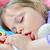 little cute baby sleeping stock photo © bubutu