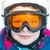esquiar · esquiador · menina · inverno · férias · neve - foto stock © bubutu