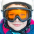 ski skier girl winter vacation stock photo © bubutu