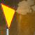 elsőbbségadás · kötelező · gyalogos · fém · felirat · autópálya · piros - stock fotó © bubutu