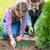moeder · dochter · tulp · tuinieren · bloemen - stockfoto © bubutu