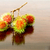 mesa · de · madera · frutas · tropicales · postre · Asia · agricultura - foto stock © Bunwit