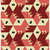 retro pattern stock photo © bunyakina_nady