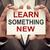 aprender · algo · novo · fundo · educação · escrita - foto stock © burtsevserge