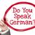 do you speak german stock photo © burtsevserge