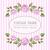 элегантный · цветочный · кадр · красивой · роз · Vintage - Сток-фото © burtsevserge