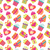 Seamless Pattern with Gift Boxes stock photo © burtsevserge