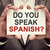 говорить · испанский · человека · костюм - Сток-фото © burtsevserge