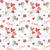 Romantic seamless pattern stock photo © burtsevserge