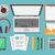 набор · вектора · дизайна · иллюстрация · современных · бизнеса - Сток-фото © burtsevserge