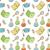 school · doodle · naadloos · terug · naar · school · kleurrijk - stockfoto © burtsevserge