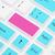 keyboard with blank enter button stock photo © burtsevserge