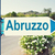Abruzzo Road Sign stock photo © burtsevserge