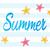 夏 · ポスター · ベクトル · 海 · 星 · 背景 - ストックフォト © burtsevserge