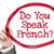 falar · francês · homem · escrita · texto · isolado - foto stock © burtsevserge