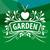 vektör · logo · süs · bitkiler · bahçe · çiçek - stok fotoğraf © butenkow