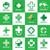 toplama · vektör · logolar · tıp · iş - stok fotoğraf © butenkow