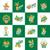 logo · fraîches · jus · vecteur · icône · naturelles - photo stock © butenkow