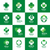 verde · atravessar · hospital · médico · vetor · logotipo - foto stock © butenkow