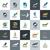 vektör · logo · finanse · logo · tasarımı · şablon · ikon - stok fotoğraf © butenkow