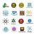 vetor · logotipo · tecnologia · design · de · logotipo · modelo · ícone - foto stock © butenkow