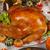 ação · de · graças · jantar · outono · fruto · prato · talheres - foto stock © bvdc