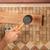 carrelage · construction · travaux · maison · cuisine · travail - photo stock © bvdc