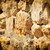 ongebruikelijk · oneven · spleet · steen · oppervlak · textuur - stockfoto © byrdyak