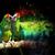 groene · papegaai · natuur · achtergrond · vogel · portret - stockfoto © byrdyak