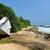 古い · ボート · 破壊 · 海岸 · 海 · スコットランド - ストックフォト © byrdyak
