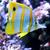 tropical · coral · isolado · branco - foto stock © byrdyak