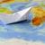kâğıt · tekne · yelkencilik · mavi · su · yüzeyi · su - stok fotoğraf © byrdyak