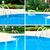 swimming pool collage stock photo © byrdyak